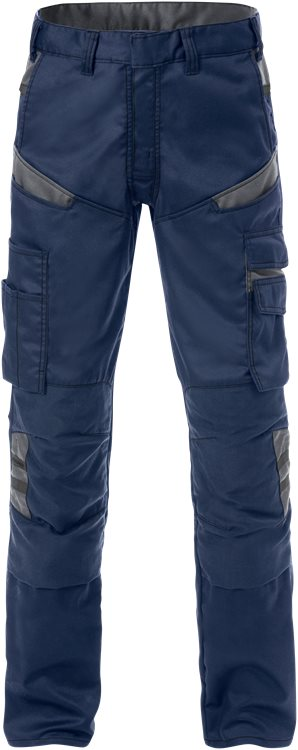 Fristads Trousers  2555 STFP  (Navy/Grey)