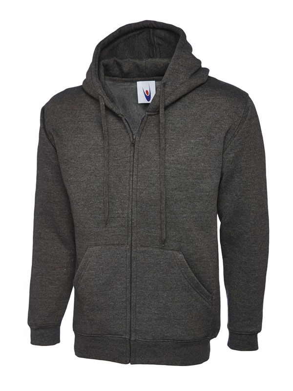 Full Zip Hooded Sweatshirts