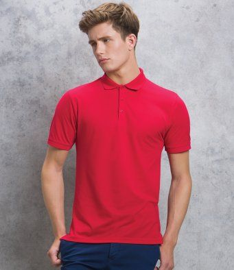 Kustom Kit Slim Fit Klassic Polycotton Polo KK413
