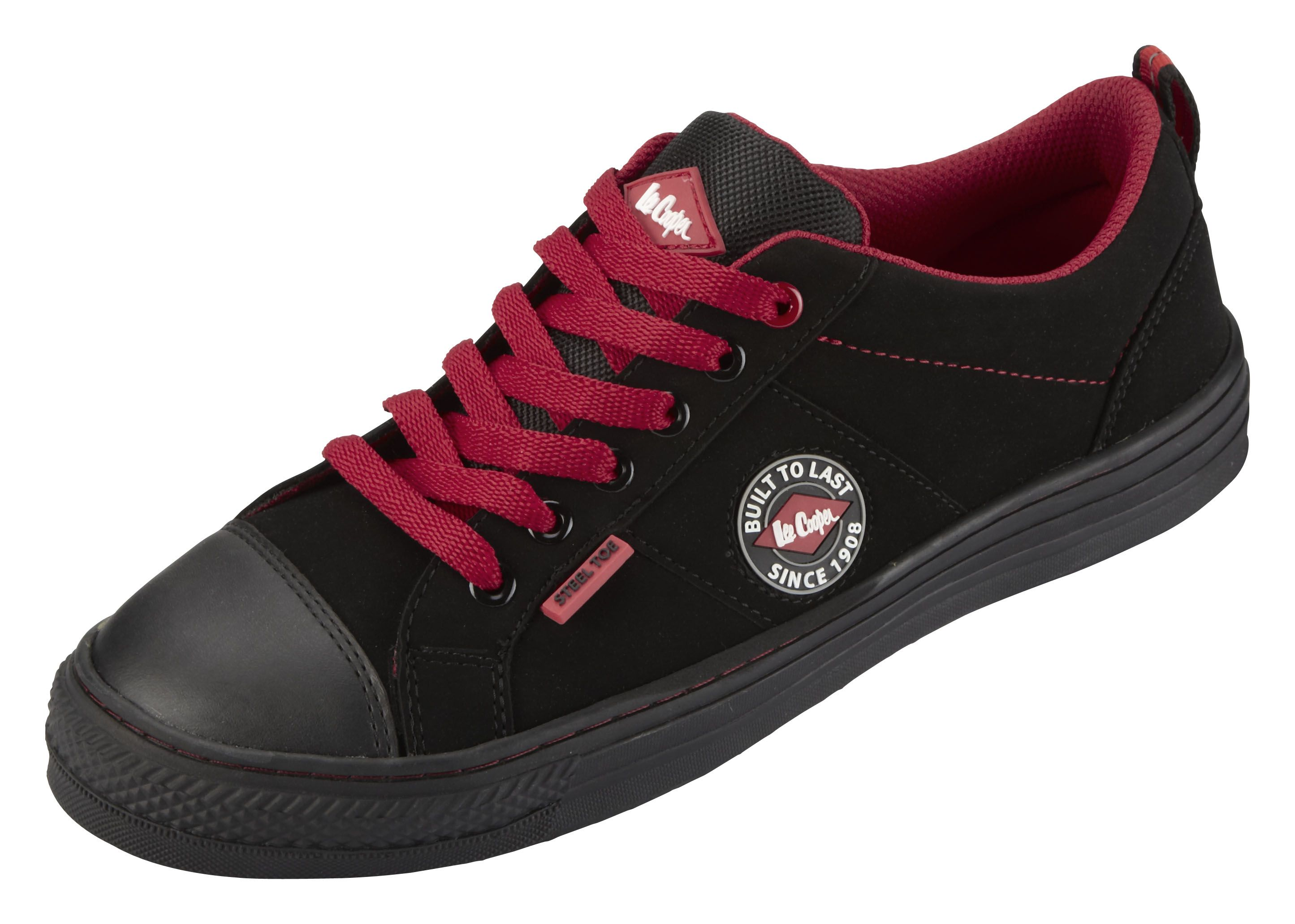 Lee Cooper Safety Shoes With Steel Toe