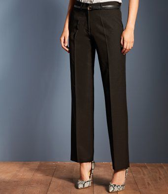Premier PR530 Ladies Polyester Smart Trousers