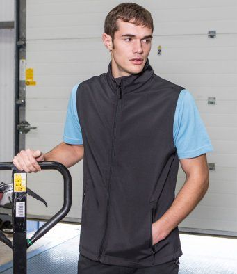 PRO RTX Pro Two Layer Soft Shell Gilet RX550