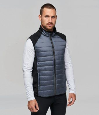 Proact PA235 Dual Fabric Sports Bodywarmer