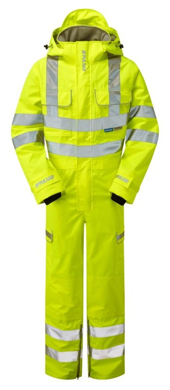 Pulsar P522 Combat Coverall (High Vis Yellow)