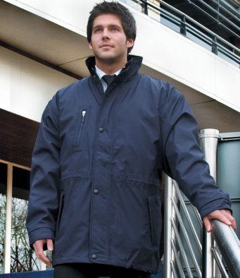 Result City Executive Jacket RS110
