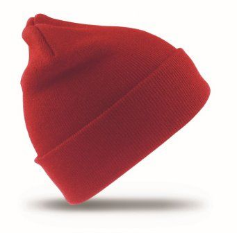 Result RC029 Woolly Ski Beanie Hat