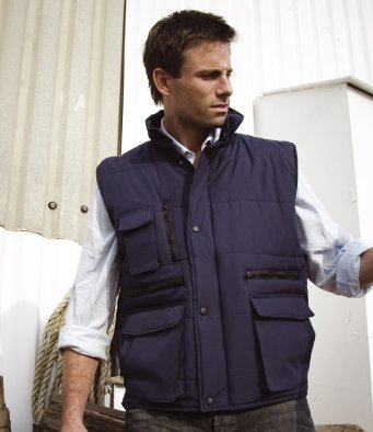 Result RS127 Work-Guard Lance Bodywarmer