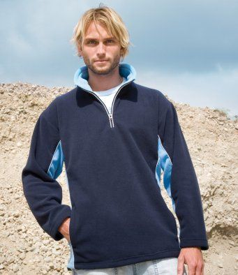 Result Tech 3™ Zip Neck Sport Fleece RS86