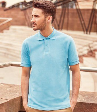 Russell | Classic Cotton Pique Polo J569M | Polo Shirt