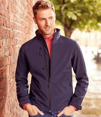 Russell Softshell Jacket J140M