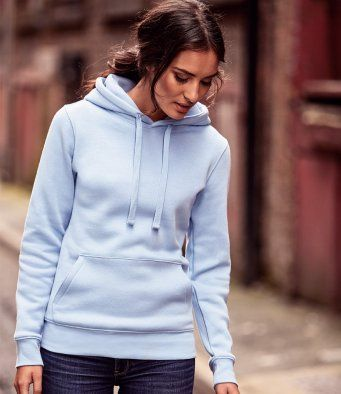 Russell | Womens Authentic Hooded Sweat J265F | Hooded Sweatshirt