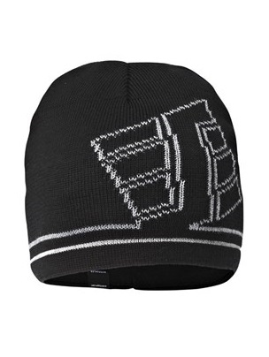 Snickers 9093 Windstopper Beanie (Black / Grey)