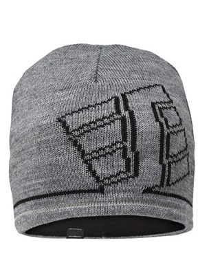Snickers 9093 Windstopper Beanie (Grey / Black)