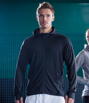 Tombo Teamsport TL550 Lightweight Running Hoodie