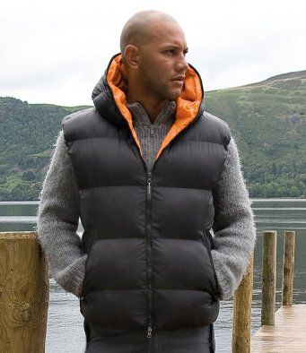 Urban Outdoor Wear Dax Down Feel Gilet R190X